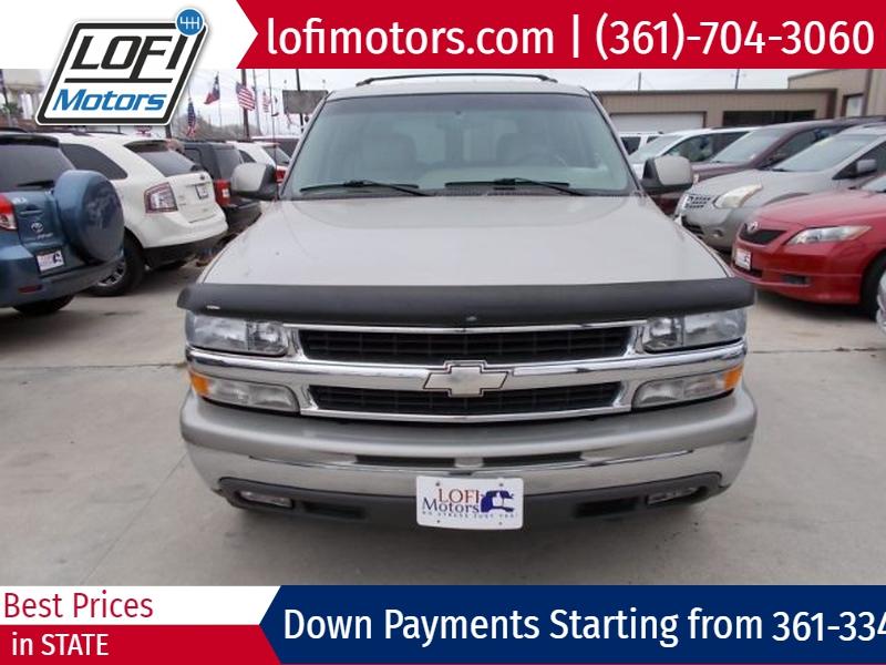 Chevrolet Tahoe 2001 price $0