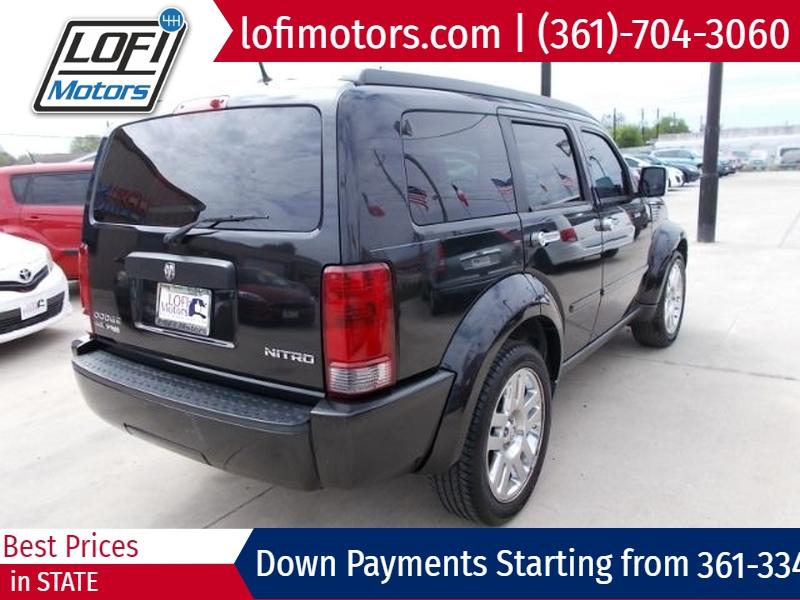 Dodge Nitro 2011 price $0