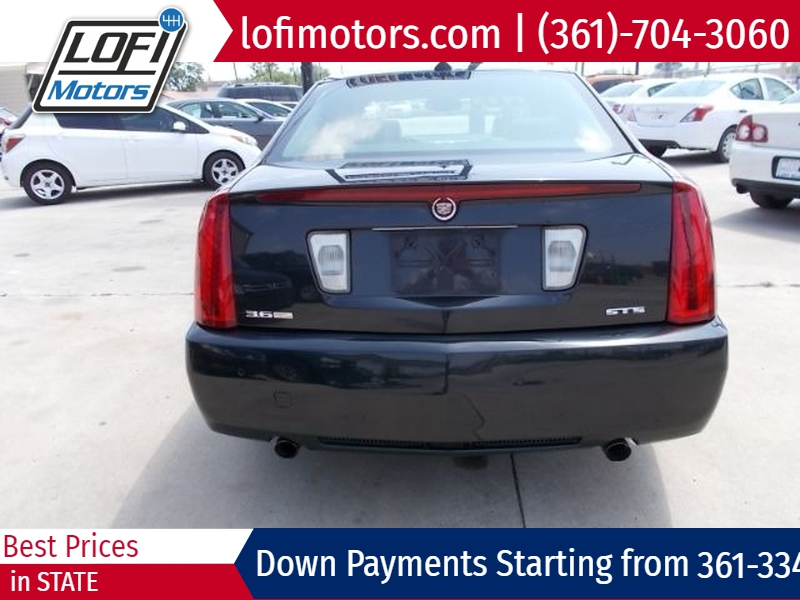 Cadillac STS 2009 price $0