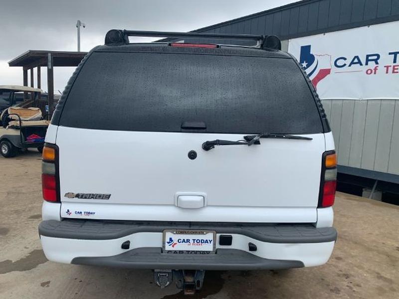 Chevrolet Tahoe 2006 price $0