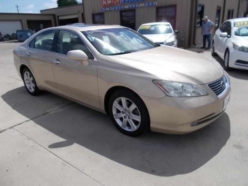Lexus ES 350 2009 price $0