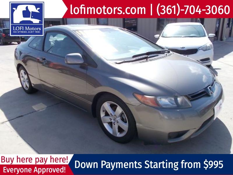 Honda Civic 2008 price $0