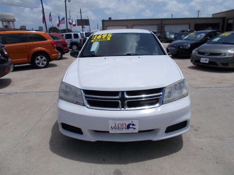 Dodge Avenger 2013 price Call for pricing