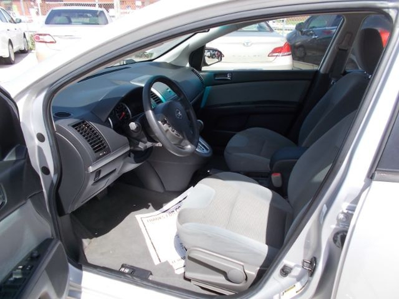 Nissan Sentra 2010 price $0