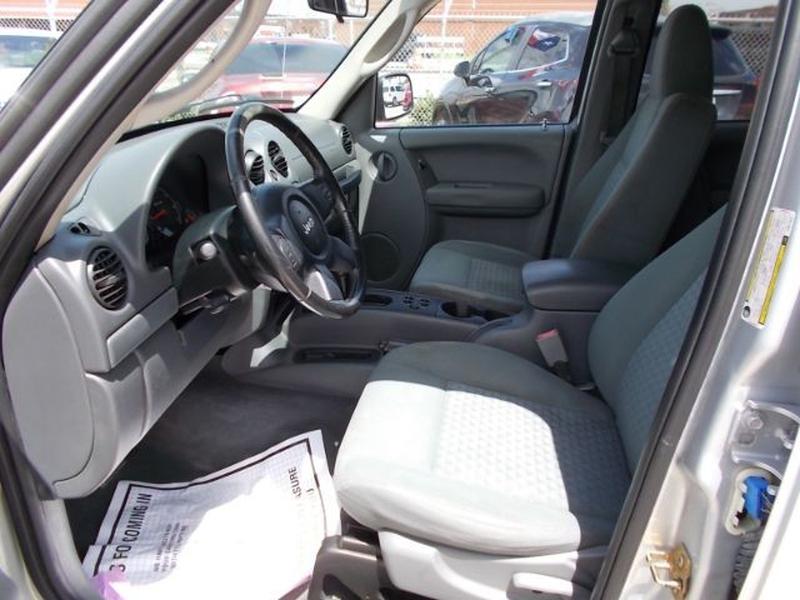 Jeep Liberty 2005 price $0