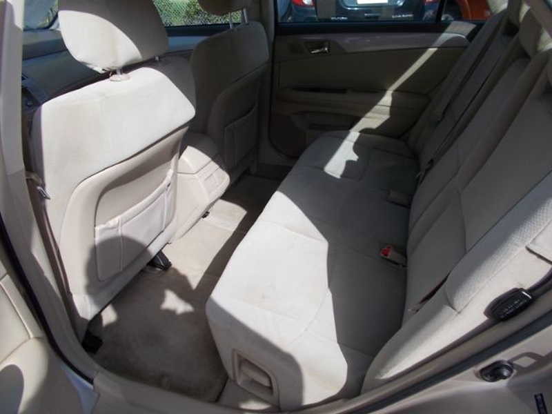 Toyota Avalon 2007 price $0