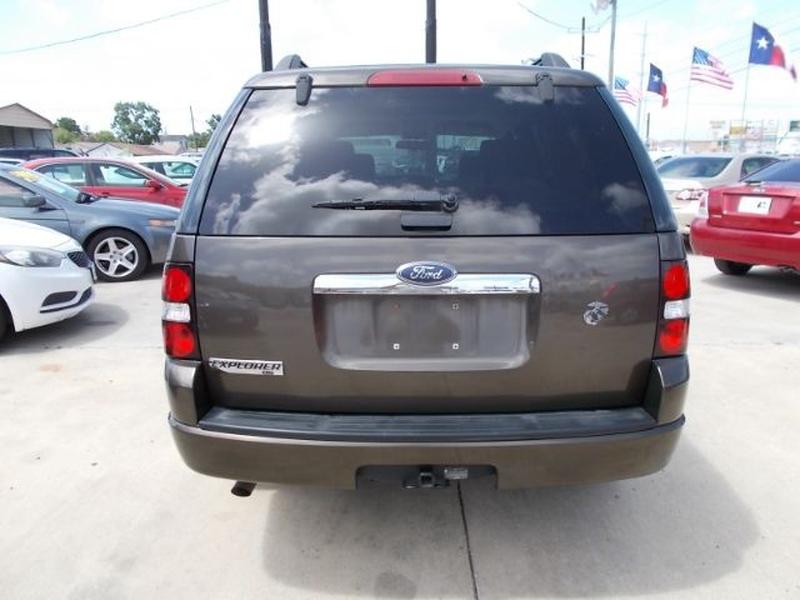 Ford Explorer 2008 price $0