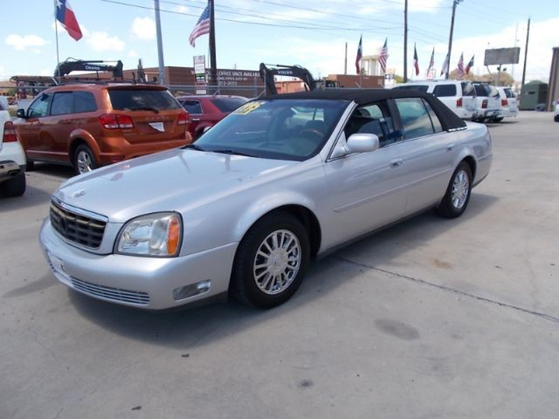 Cadillac Deville 2003 price Call for pricing