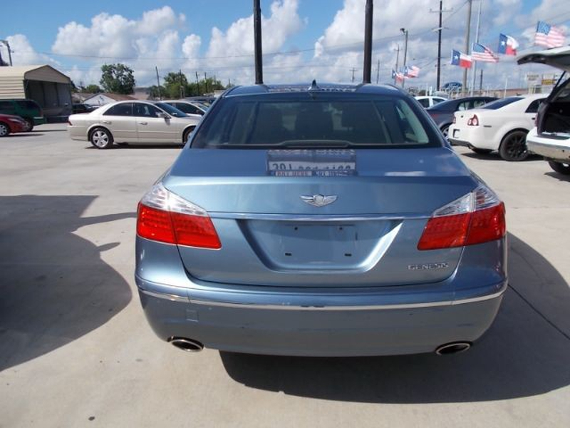 Hyundai Genesis 2009 price Call for pricing