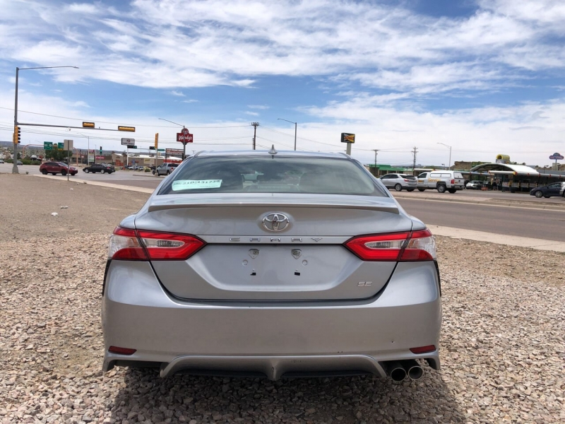 Toyota Camry 2020 price Call for Pricing.
