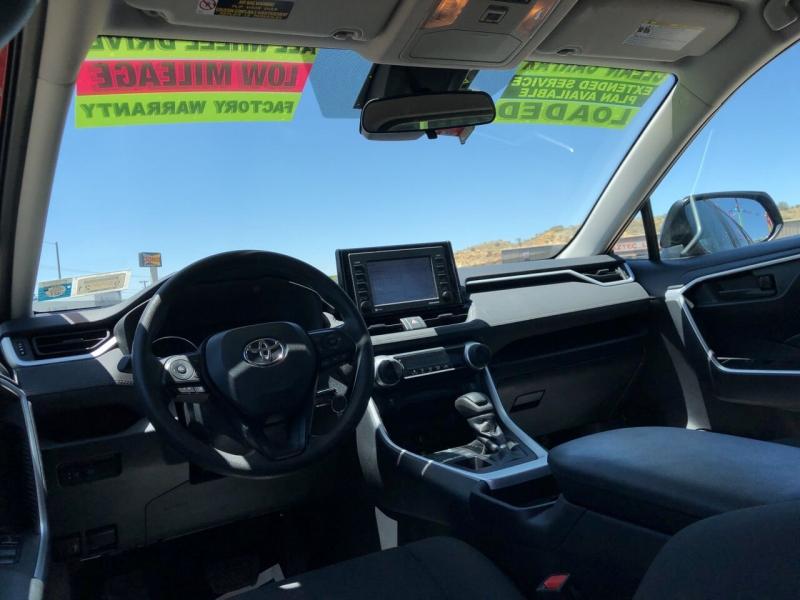 Toyota RAV4 2020 price Call for Pricing.