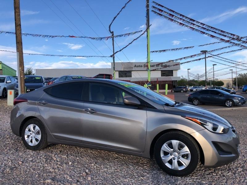 Hyundai Elantra 2016 price $9,995