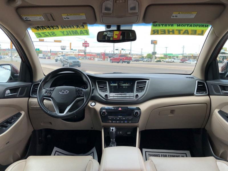 Hyundai Tucson 2017 price $19,495