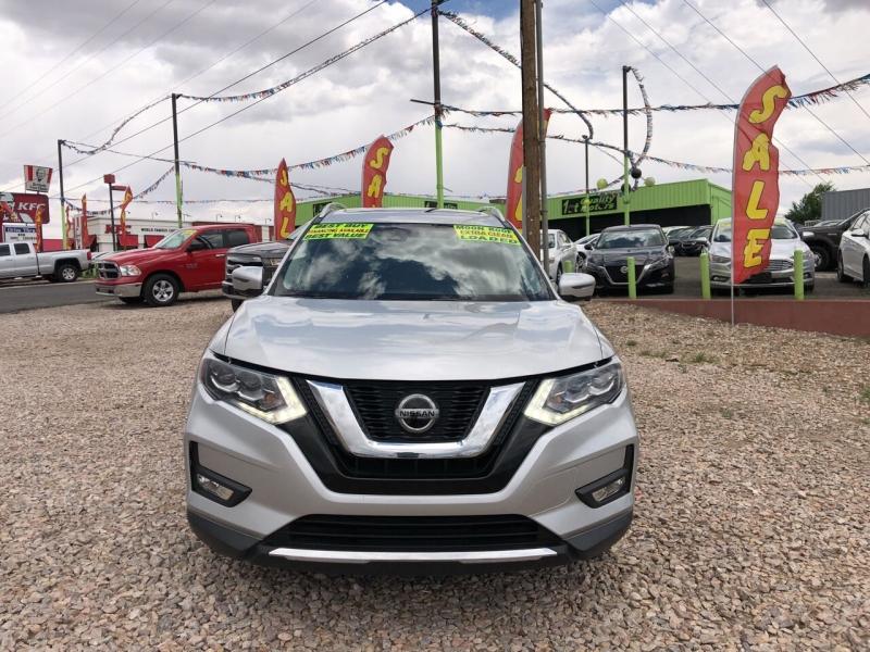 Nissan Rogue 2018 price $19,495
