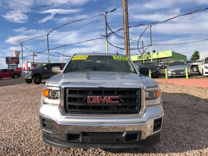 GMC Sierra 1500 2015 price $0
