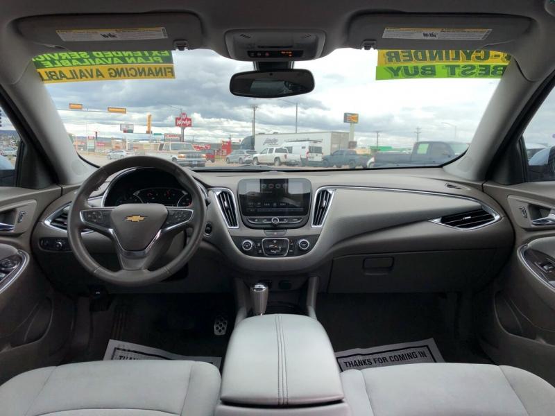 Chevrolet Malibu 2017 price $11,995