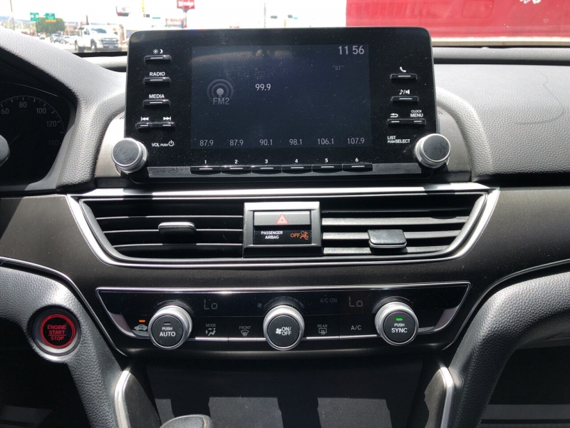 Honda Accord 2018 price $0