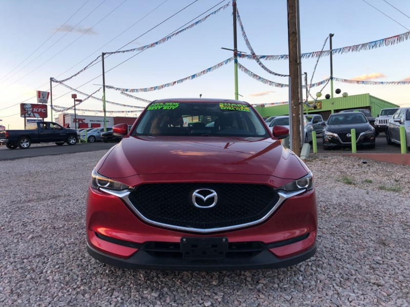 Mazda CX-5 2018 price Call for Pricing.