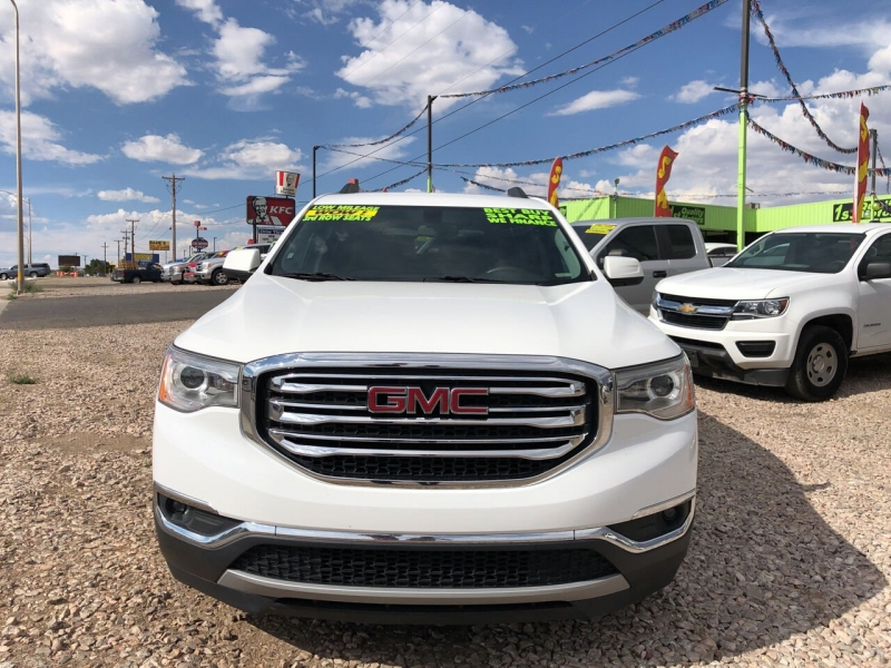 GMC Acadia 2017 price Call for Pricing.