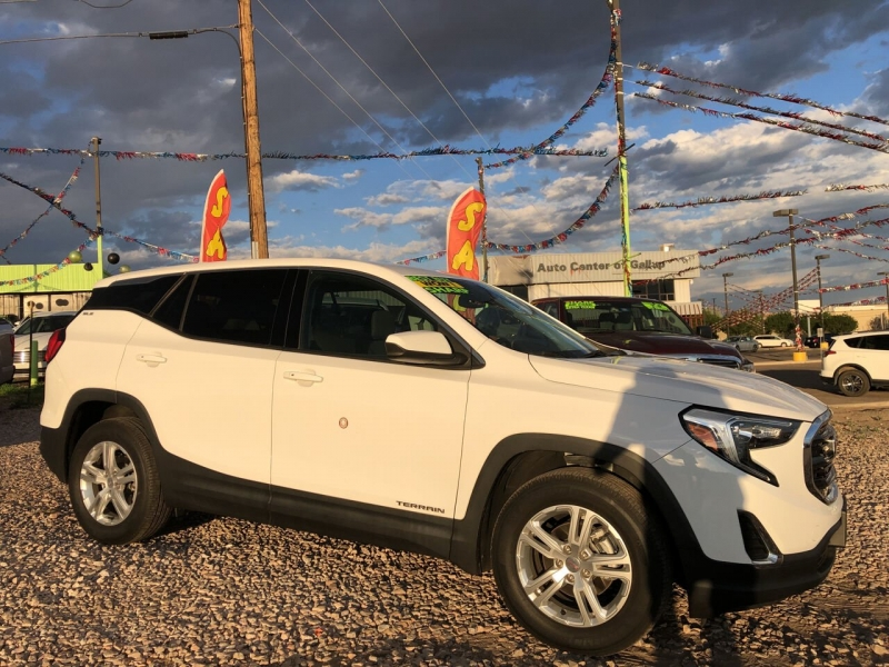 GMC Terrain 2018 price $24,995