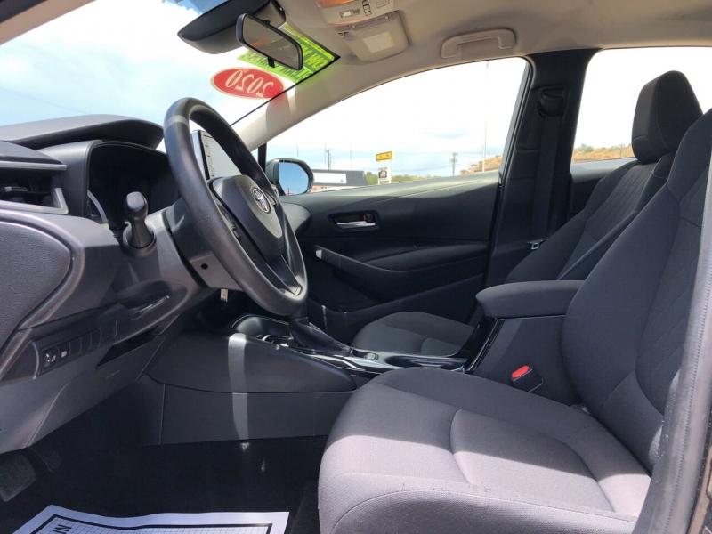 Toyota Corolla 2020 price $18,495