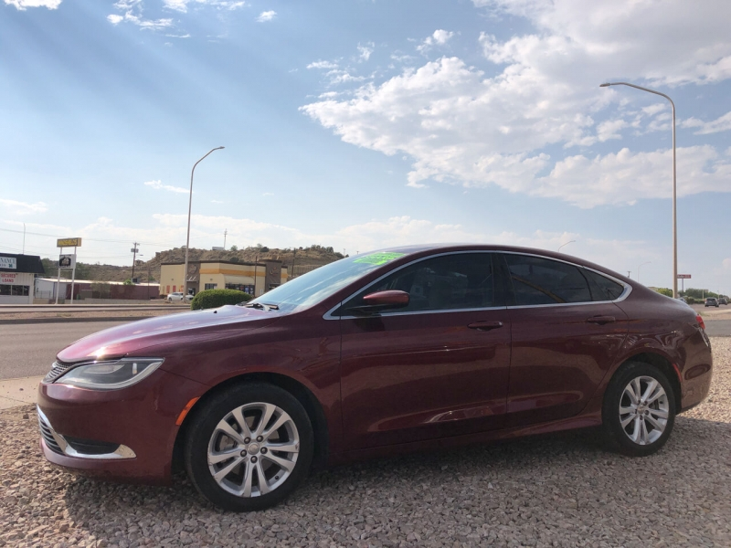Chrysler 200 2015 price Call for Pricing.