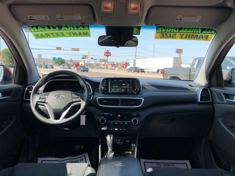 Hyundai Tucson 2020 price Call for Pricing.