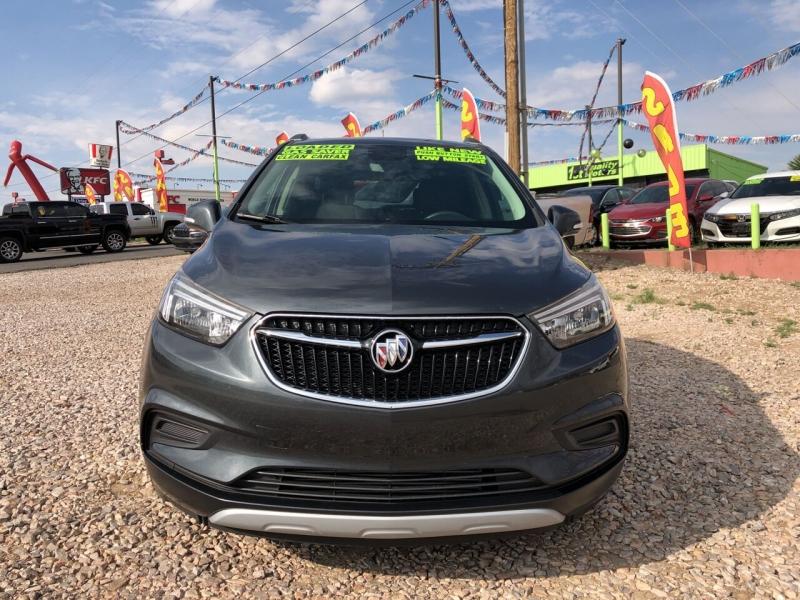 Buick Encore 2017 price $20,495