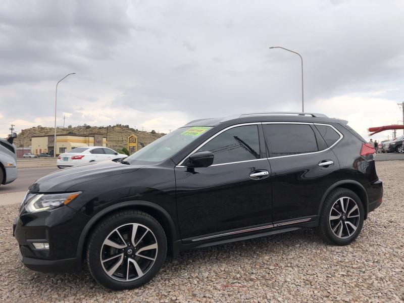 Nissan Rogue 2017 price $0
