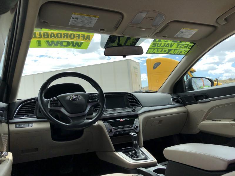 Hyundai Elantra 2017 price $12,495