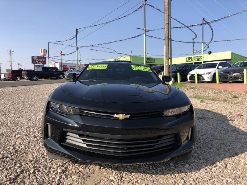 Chevrolet Camaro 2017 price $0