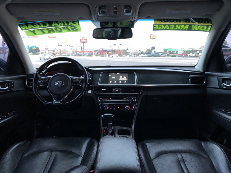 Kia Optima 2018 price $19,495