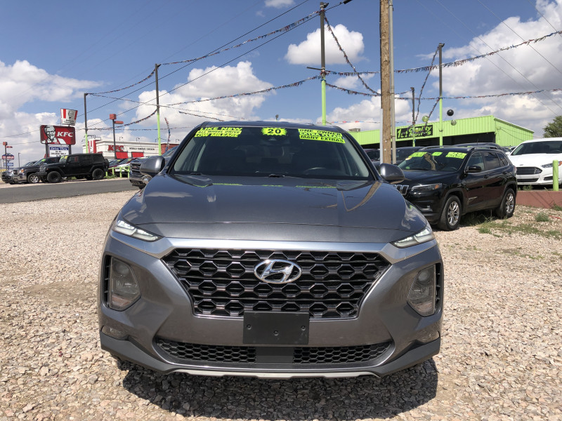 Hyundai Santa Fe 2020 price $0