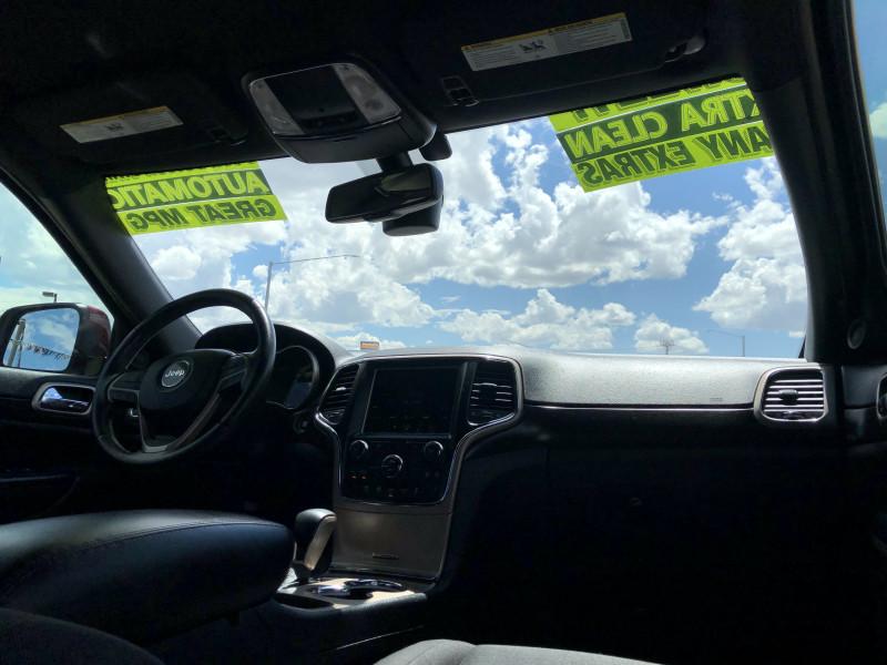 Jeep Grand Cherokee 2016 price $0