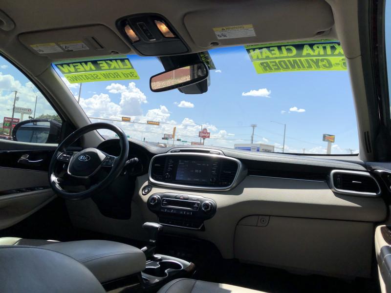Kia Sorento 2019 price $0