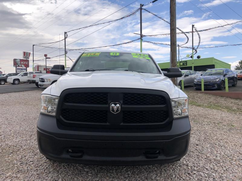 RAM 1500 2018 price $0