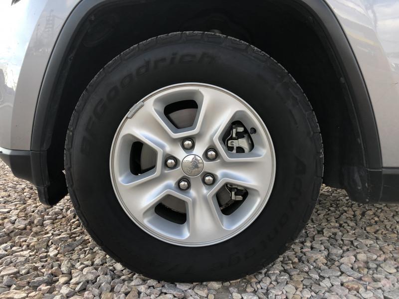 Jeep Grand Cherokee 2017 price $0