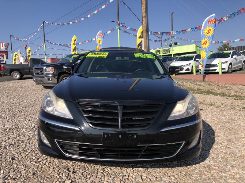 Hyundai Genesis 2012 price $8,495