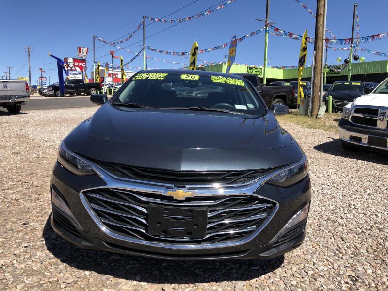 Chevrolet Malibu 2020 price $20,995