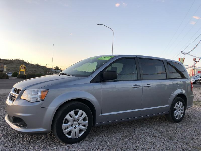 Dodge Grand Caravan 2018 price $0