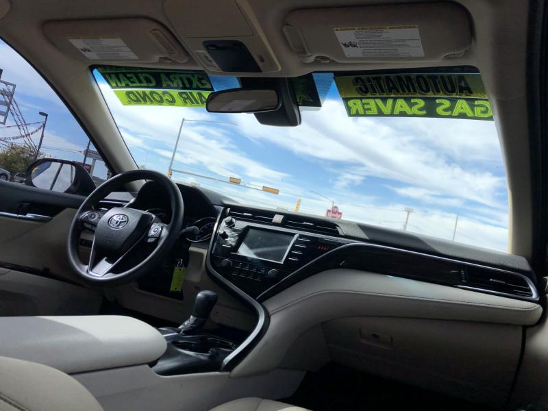 Toyota Camry 2018 price $18,495
