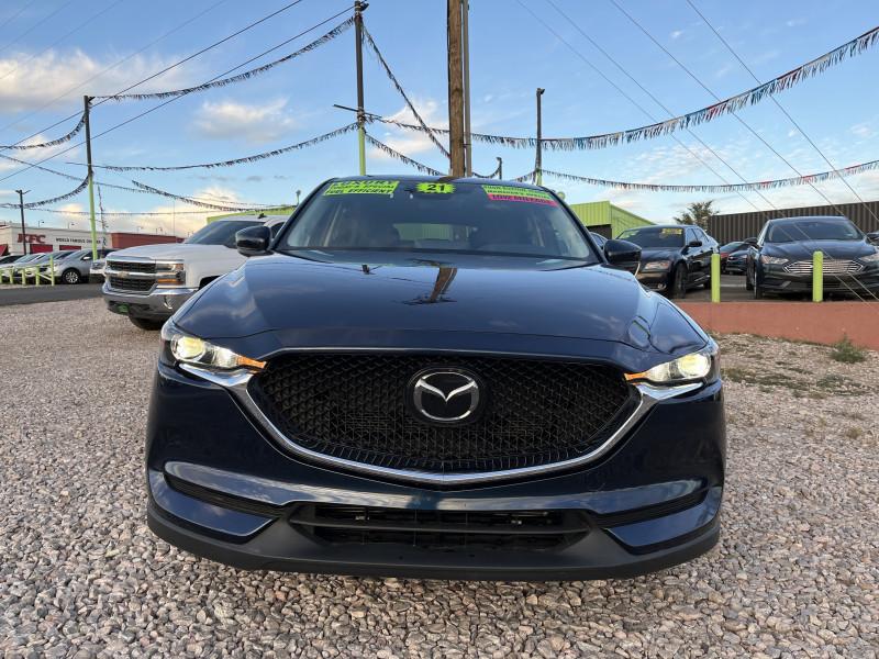 Mazda CX-5 2021 price $26,995