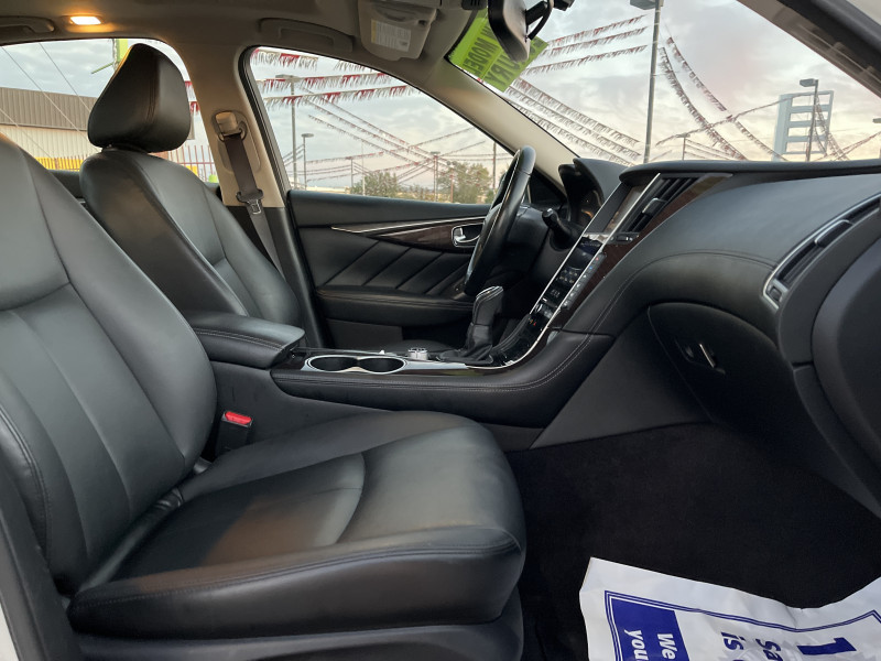 Infiniti Q50 2018 price $24,495