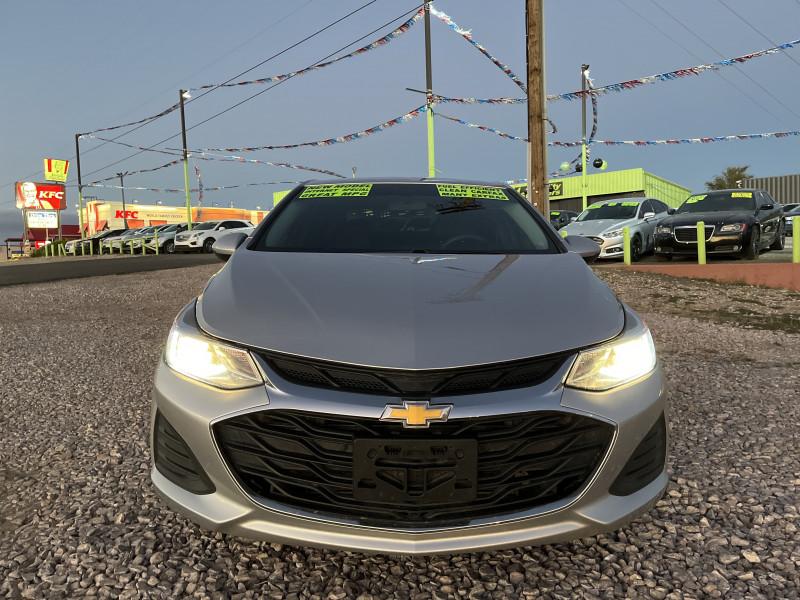 Chevrolet Cruze 2019 price $0