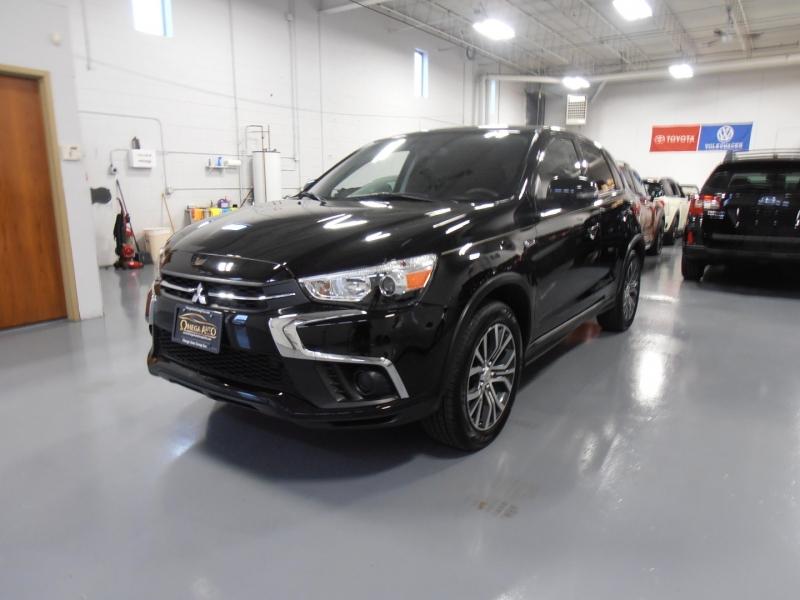 Mitsubishi Outlander Sport 2018 price $10,998