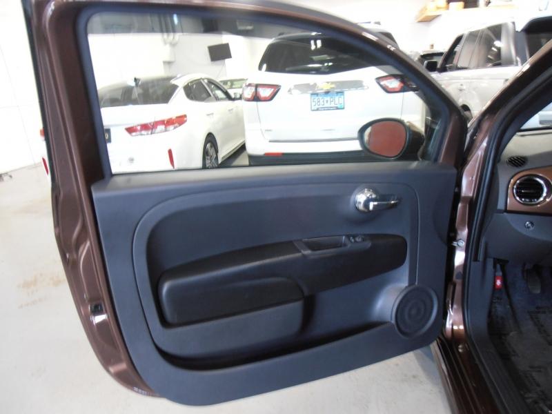 Fiat 500 2015 price $8,798