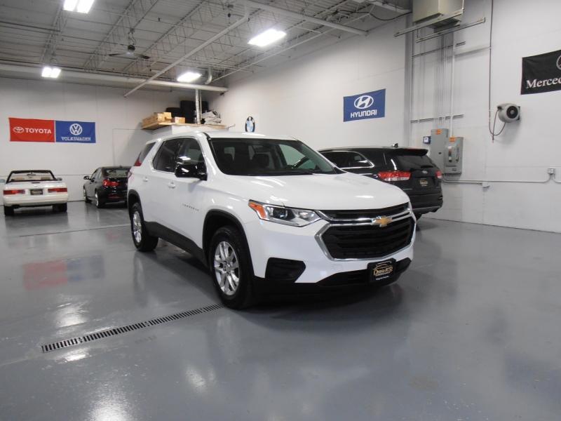 Chevrolet Traverse 2018 price $27,398