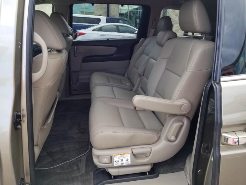 Honda Odyssey 2011 price $10,298