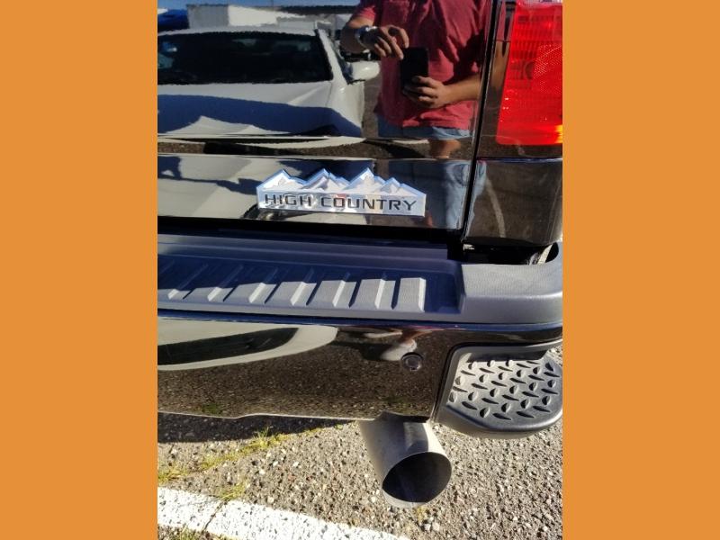 Chevrolet Silverado 2500HD 2018 price $51,997