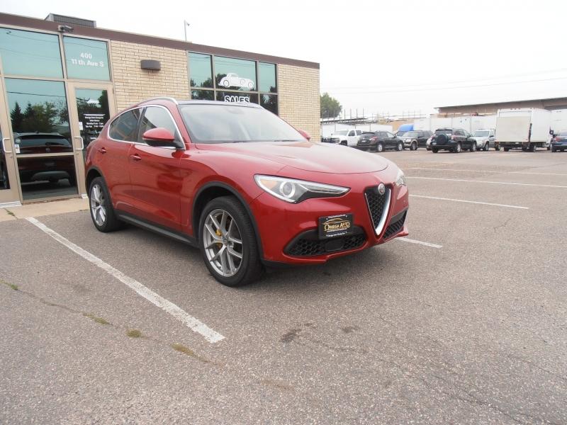 Alfa Romeo Stelvio 2018 price $31,698